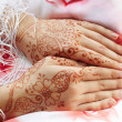 Mehandi — Stock Photo #9983644
