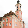 Stock Photo: Famous Birnau pilgrimage church in Germany.
