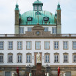 Fredensborg Palace in Denmark — Stock Photo