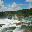 Stock Photo: Rhine Falls.