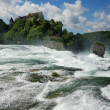 Rhine Falls. — Stock Photo