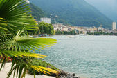 View of Montreux. — Stock Photo