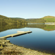 Ladybower reservior,Derbyshire — Stock Photo