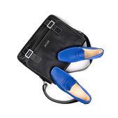 Buty i torby-5 — Zdjęcie stockowe