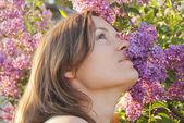 Uplifting aroma — Stock Photo
