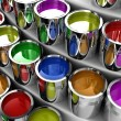 Paint — Stock Photo #9801514