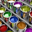 Paint — Stock Photo #9876197