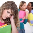 Girl being bullied at school — Stock Photo #10000089