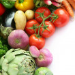Various vegetables — Foto de stock #10008451