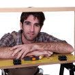 Carpenter — Stock Photo #10013954