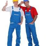 Two handyman. — Stock Photo #10016727