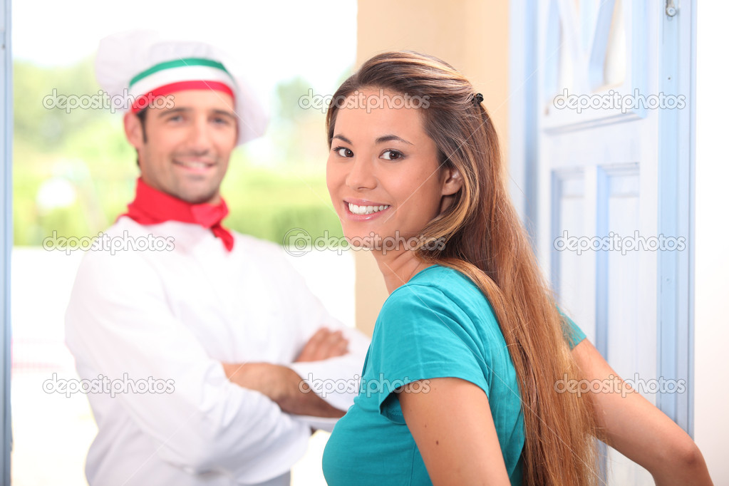 Home Delivery  Stock Photo #10021483