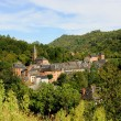 Secluded French village — Stock Photo #10073342