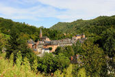 Secluded French village — Stock Photo
