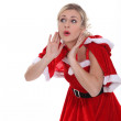 Mrs Claus — Stock Photo