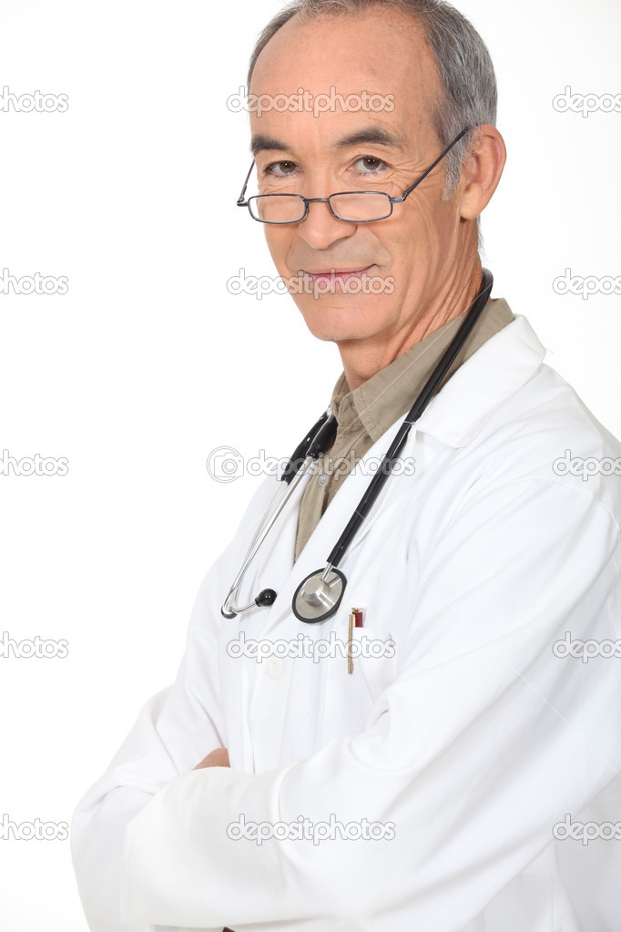 Need a doctor? — Stock Photo #10198691