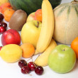 Assorted fruit — Stock Photo