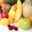 Royalty-Free Stock Photo: Assorted fruit
