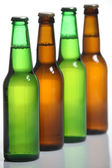 Bottles of beer — Stockfoto
