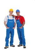 Couple of workers — Stock Photo