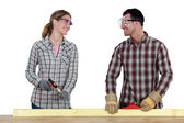 Everything is better when done together — Stock Photo