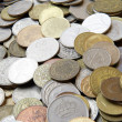 Lot of coins — Stock Photo #10378067