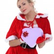 Stock Photo: Mrs Claus