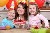 Child's birthday — Stock Photo