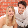 Young couple — Stock Photo #10407016