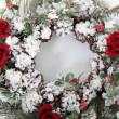 Christmas wreath — Stock Photo #10409777
