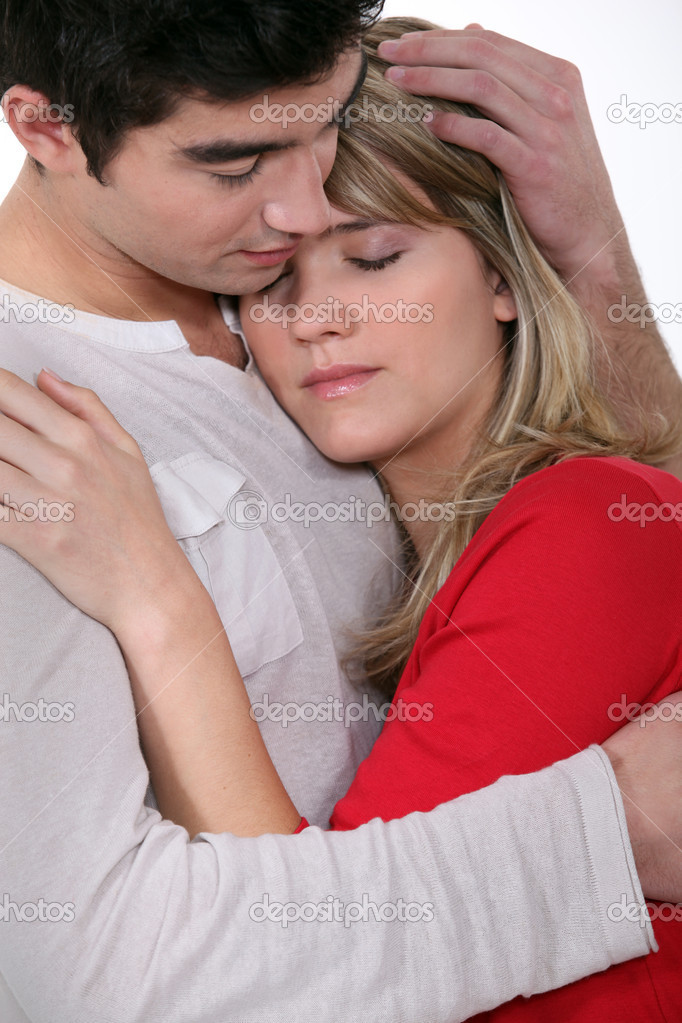 Young couple in love  Stock Photo #10471555