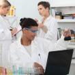 Medical Laboratory — Stock Photo