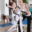 Women at the gym — Stock Photo #10518454