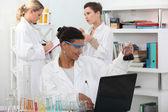 Medical Laboratory — Stockfoto