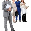 Royalty-Free Stock Photo: Different professions