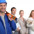Different jobs — Stock Photo #8032778