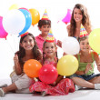 Birthday party — Foto de stock #8051352