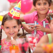 Royalty-Free Stock Photo: Children\'s birthday party