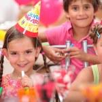 Children's birthday party — Stock Photo #8066702