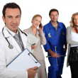 Various professions — Stock Photo