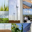 Foto de Stock  : Alternative Energy