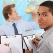 Geography class — Stock Photo #8080174
