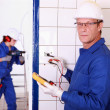 Electricians — Stock Photo #8080655
