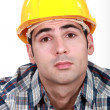 Construction worker — Stock Photo #8112700