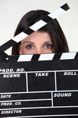 Movie producer — Stock Photo