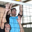 Stock Photo: Volleyball
