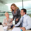 Business meeting — Stock Photo #8320501