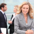 Businesswoman — Stock Photo #8321823