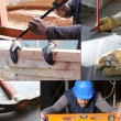 Stock Photo: Construction work