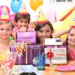 Stock Photo: Birthday child Party